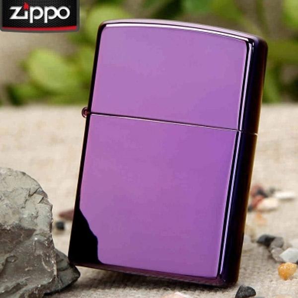 Bật lửa Zippo Mỹ màu tím - 0988 00 11 31