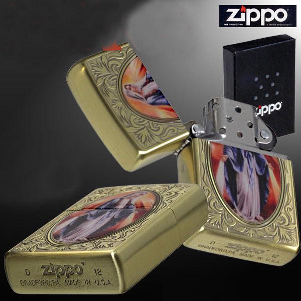 Bật lửa Zippo Mỹ in hình đức mẹ - 0988 00 11 31