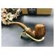 Tẩu hút thuốc xì gà và thuốc sợi gỗ thạch nam cao cấp Deauville no41