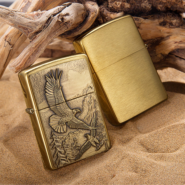 Bật lửa Zippo Mỹ where eagles dare - 0988 00 11 31