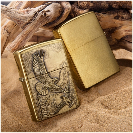 Bật lửa Zippo Mỹ where eagles dare  - Mã SP: Z009