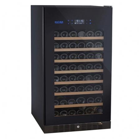Tủ ướp lạnh rượu, tủ bảo quản rượu vang cao cấp Kadeka 106 chai - Mã SP: 106TL/TR