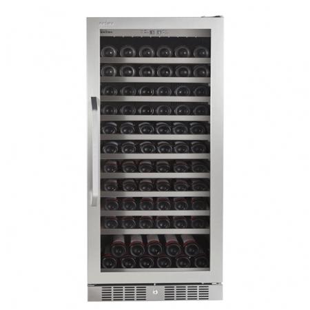 Tủ ướp rượu, tủ bảo quản rượu vang cao cấp Kadeka 121 chai - Mã SP: 110WR