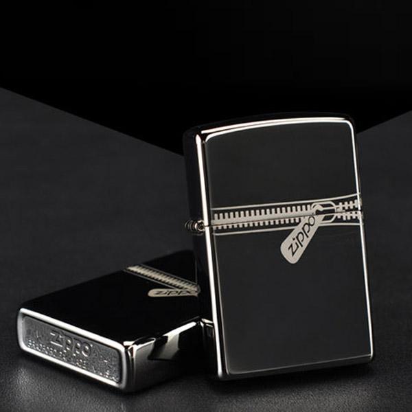 Bật lửa Zippo Mỹ hình khóa kéo - 0988 00 11 31