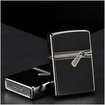 Bật lửa Zippo Mỹ hình khóa kéo - Mã SP: Z031