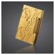 Bật lửa S.T.Dupont gold vàng xước khắc chữ S.T.Dupont - Mã SP: BLD025