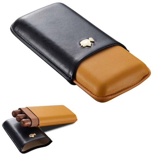 Bao da đựng Cigar Cohiba loại 3 điếu chính hãng - 0988001131