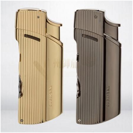 Bật lửa khò hút cigar Lubinski 2 tia - Mã SP: LB42