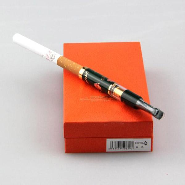 Tẩu lọc hút thuốc lá Zobo hoa văn hoa hồng chính hãng - 0988001131