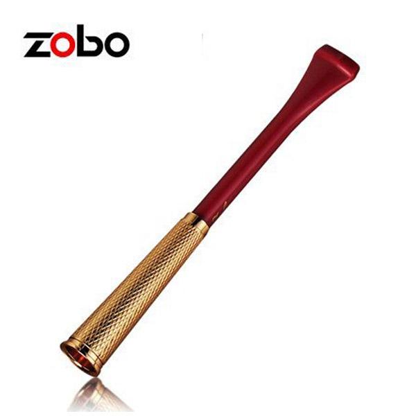 Tẩu lọc hút thuốc lá Zobo màu đỏ cao cấp - 0988001131