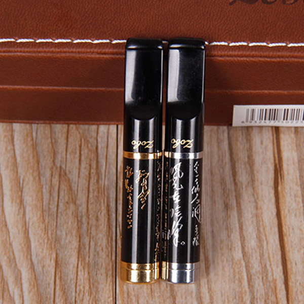 Tẩu lọc hút thuốc lá Zobo màu đen chính hãng - 0988001131