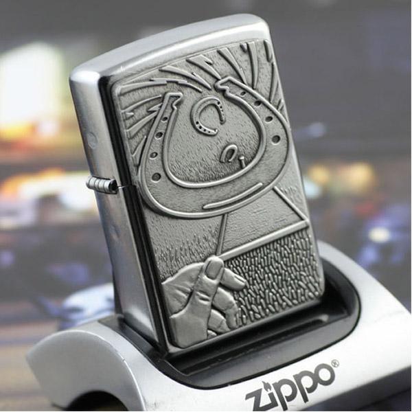 Bật lửa Zippo Mỹ hình móng ngựa - 0988 00 11 31