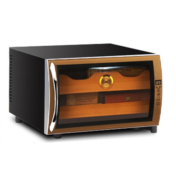 Tủ bảo quản Cigar cắm điện 2 tầng cao cấp - 0988001131