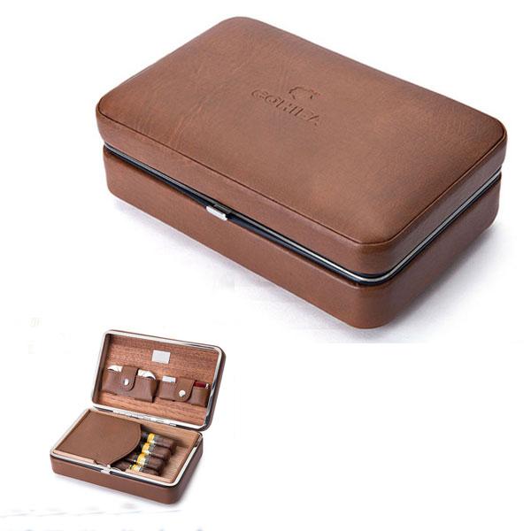 Set hộp đựng Cigar, bật lửa Cigar, dao cắt Cigar Cohiba - 0988 00 11 31