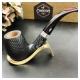 Tẩu hút Cigar và thuốc sợi ChaCom Carbone No851 - Mã sản phẩm CB851