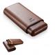 Bao da đựng Cigar (xì gà) Cohiba chính hãng loại 3 điếu - Mã SP: PT3009