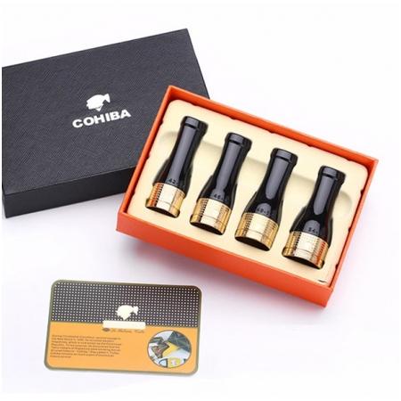 Bộ tẩu hút Cigar (xì gà) Cohiba chính hãng - Mã SP: TC01
