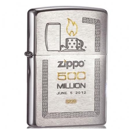 Bật lửa Zippo USA 500 Million - Mã SP: Z016a