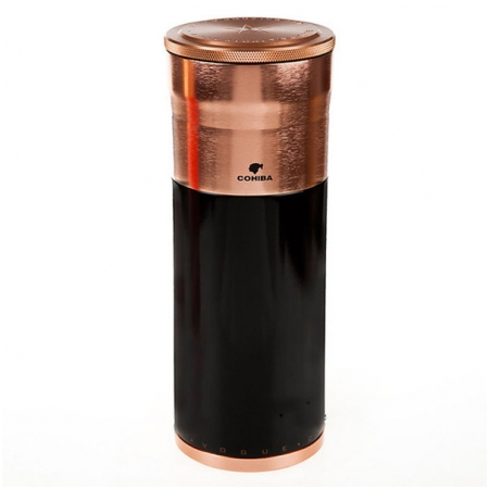 Ống đựng Cigar (xì gà) Cohiba chính hãng màu đen - Mã SP: D006