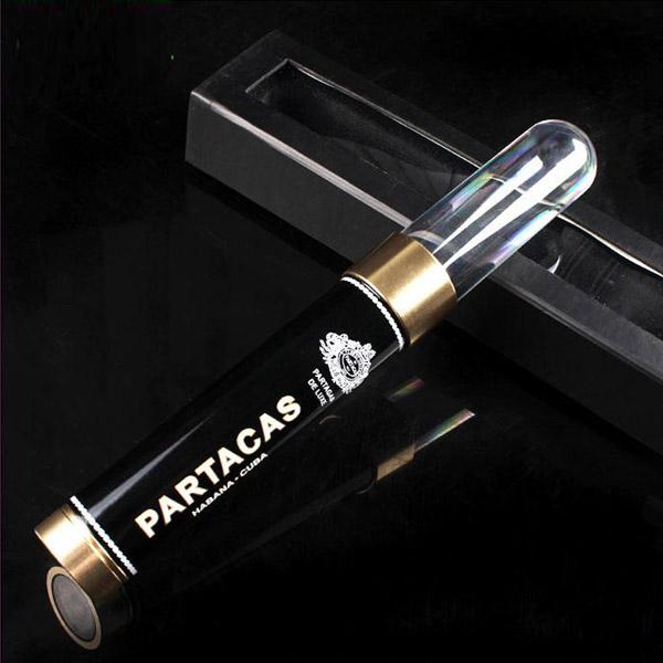 Ống đựng Cigar Cohiba chính hãng màu đen loại 1 điếu - 0988 00 11 31