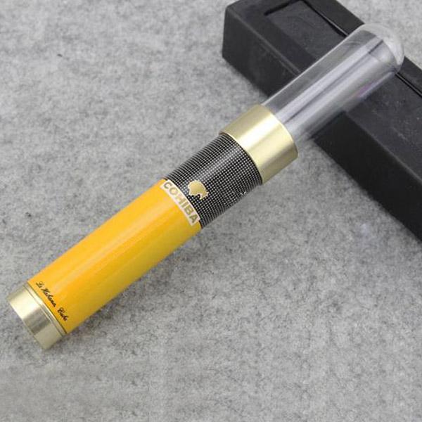 Ống đựng Cigar Cohiba chính hãng 1 điếu - Mã SP: P009A