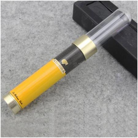 Ống đựng Cigar (xì gà) Cohiba chính hãng 1 điếu - Mã SP: P009A