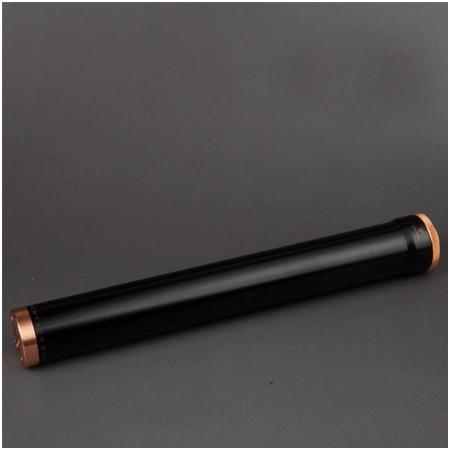 Ống đựng Cigar (xì gà) Cohiba chính hãng màu đen - Mã SP: D013A