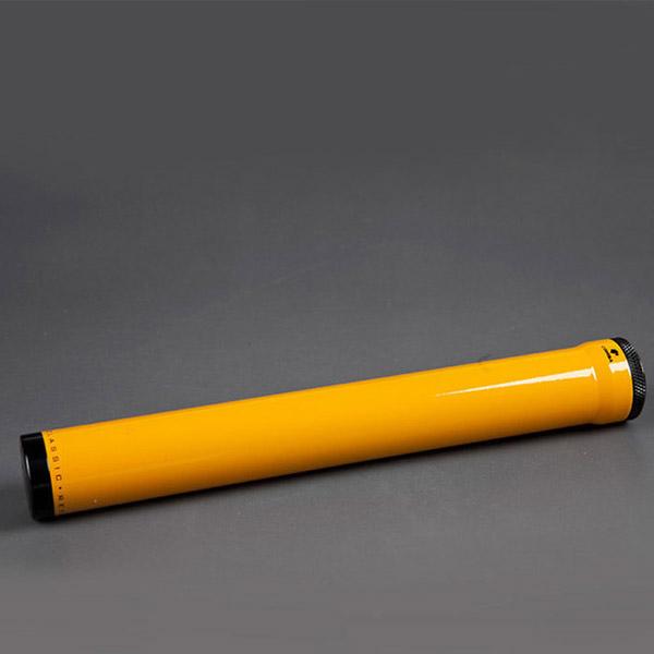 Ống đựng Cigar Cohiba chính hãng màu vàng - 0988001131