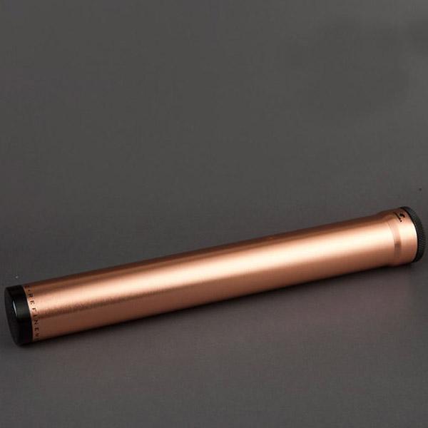Ống đựng Cigar Cohiba chính hãng màu đồng 1 điếu - 0988001131
