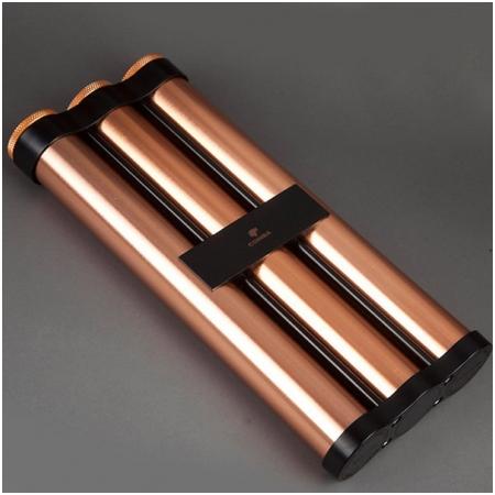Ống đựng Cigar (xì gà) Cohiba chính hãng loại 3 điếu - Mã SP: D015