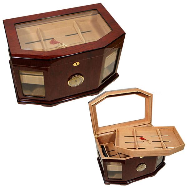 Hộp giữ ẩm Cigar Cohiba chính hãng chất liệu gỗ tuyết tùng cao cấp - 0988 00 11 31