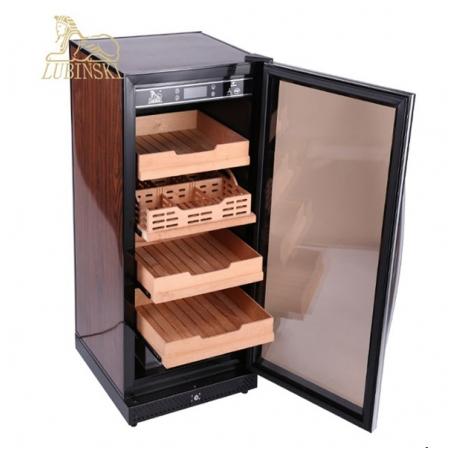Tủ bảo quản Cigar (xì gà) cắm điện 4 tầng cao cấp - Mã SP: RA666