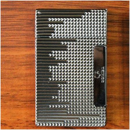 Bật lửa khò hút Cigar (xì gà) Cohiba chính hãng loại 2 tia lửa - Mã SP: BLH009
