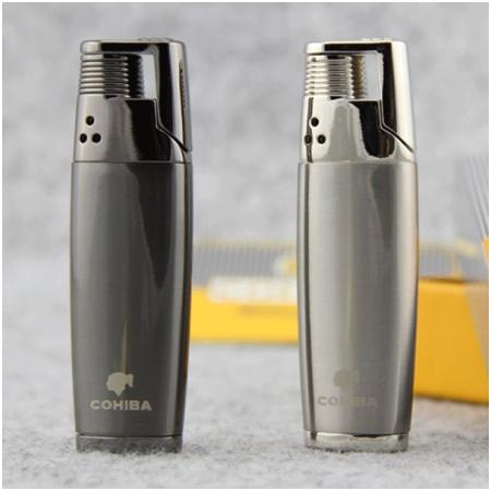 Bật lửa hút Cigar cohiba chính hãng loại 1 tia lửa - Mã SP: BLH057