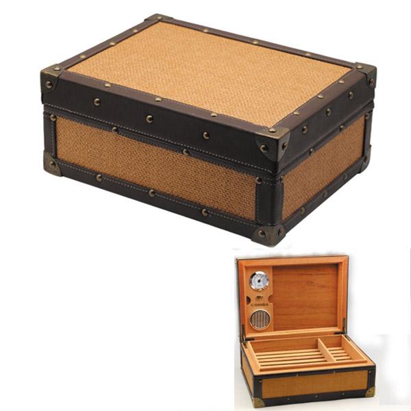 Hộp bảo quản giữ ẩm xì gà (cigar) Cohiba cao cấp - 0988001131