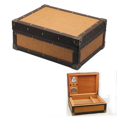 Hộp bảo quản giữ ẩm xì gà (cigar) Cohiba cao cấp - Mã SP: COEC01