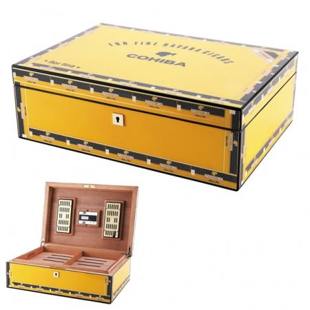 Hộp bảo quản giữ ẩm xì gà 100 điếu Cohiba - Mã SP: H461