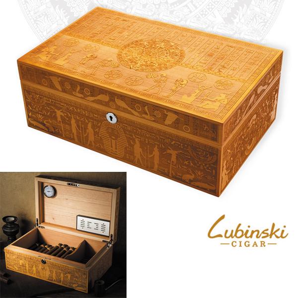Tủ bảo quản giữ ẩm xì gà (cigar) mini Lubinski - 0988001131