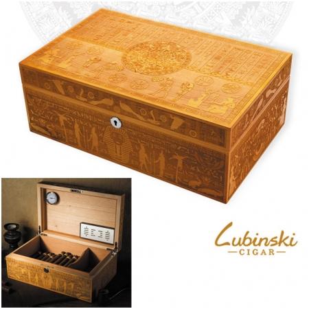 Tủ bảo quản giữ ẩm xì gà (cigar) mini Lubinski - Mã SP: RA24