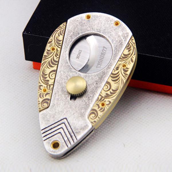 Dao cắt Cigar Lubinski chất liệu thép không gỉ - 0988001131