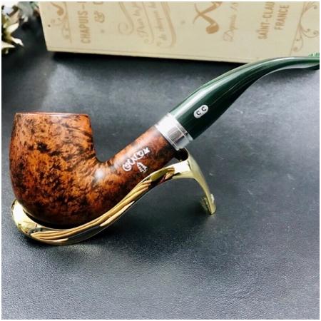 Tẩu hút thuốc xì gà và thuốc sợi cao cấp chính hãng ChaCom Noel No42