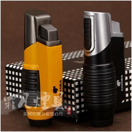 Bật lửa khò hút Cigar (xì gà) Cohiba chính hãng loại 1 tia lửa - Mã SP: BLH068