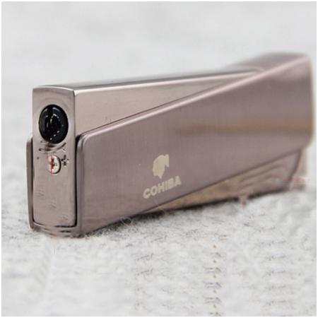 Bật lửa khò hút Cigar (xì gà) cohiba chính hãng loại 1 tia lửa - Mã SP: BLH082