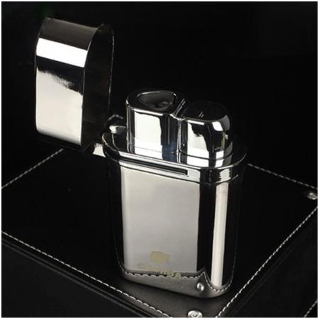 Bật lửa khò hút Cigar (xì gà) Cohiba chính hãng loại 3 tia lửa - Mã SP: BLH033