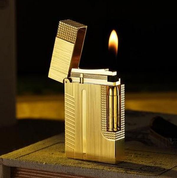 Bật lửa S.T.Dupont Gold phiên bản đặc biệt 007 của James Bond  - 0988 00 11 31
