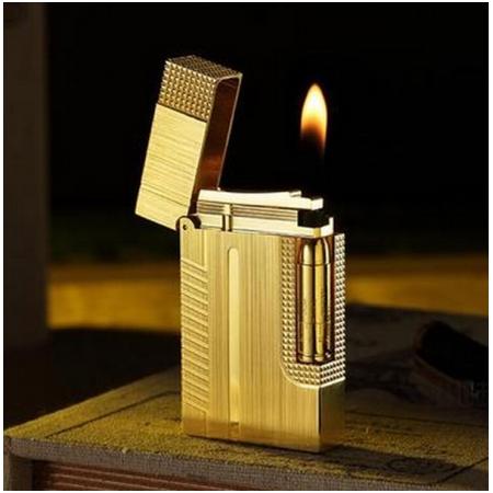 Bật lửa S.T.Dupont Gold phiên bản đặc biệt 007 của James Bond - Mã SP: BLD013