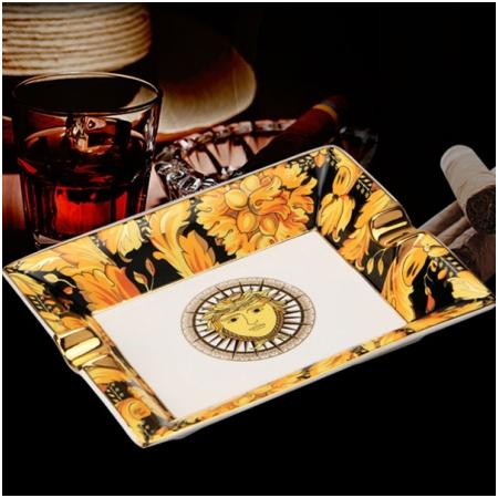 Gạt tàn Cigar (xì gà) Cohiba chính hãng chất liệu gốm sứ - Mã SP: AS600