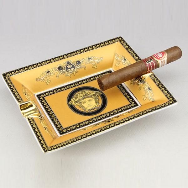 Gạt tàn Cigar Fan Sizhe màu vàng chính hãng - 0988 00 11 31
