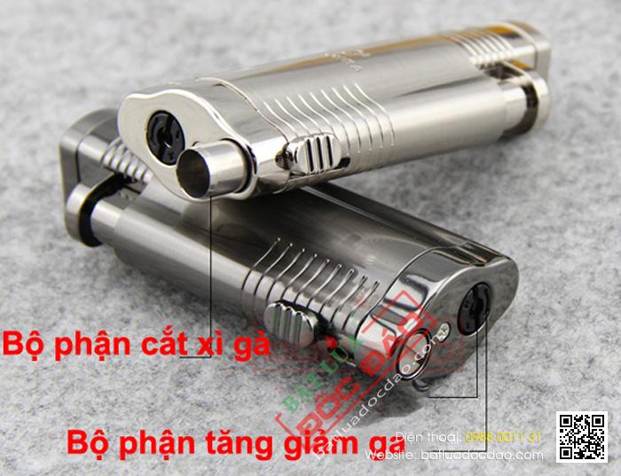 Hop quet Cigar Cohiba COB32qua tang cho sep nam