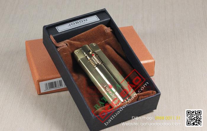 Bật lửa jobon khóa xoay cao cấp - Mã SP: BLZB017